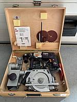 Дриль ударний Sparky BUR2 160E + Насадки для дрелі в дерев'яному ящику kp 2d