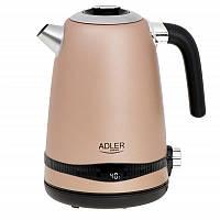 Инновационный электрочайник Adler AD 1295 1,7L с ЖК-дисплеем, контролем и функцией поддержания температуры