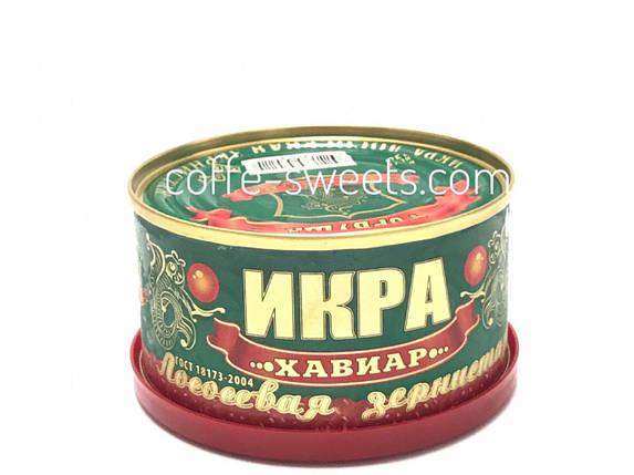 """Ікра червона лососева (горбуша) """"ХАВІАР"""", 130 гр., фото 2"""