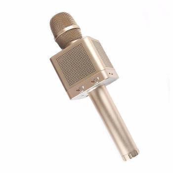 Караоке мікрофон MicGeek Q10s+ Золото Оригінал (04)