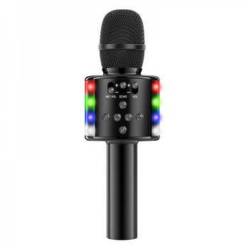 Караоке мікрофон D168 Чорний (239)