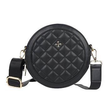 Жіноча сумочка Lesko N9318 Black