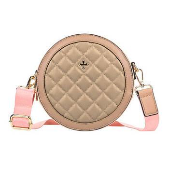 Жіноча сумочка Lesko N9318 Peach