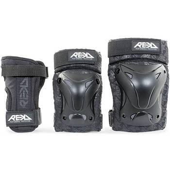 Набор защиты Rekd Recreational XS Черный