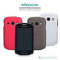 Чехол Nillkin Matte для Samsung s6810 Galaxy Fame + защитная пленка