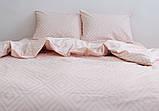 Двухспальный. Комплект постельного белья R124pink, фото 2