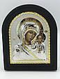 Икона Божьей Матери в рамке на подставке, фото 3