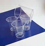 Стопка стеклоподобная (без ніжки) 40 ml уп/40 штук., фото 4