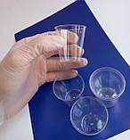 Стопка стеклоподобная (без ніжки) 40 ml уп/40 штук., фото 5