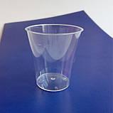 Стопка стеклоподобная (без ніжки) 40 ml уп/40 штук., фото 6