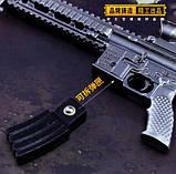 Брелок з гри PUBG M416 Assault Rifle Weapon Keychain, фото 4