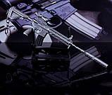 Брелок з гри PUBG M416 Assault Rifle Weapon Keychain, фото 8