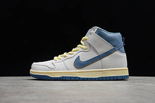 Кроссовки мужские Nike Dunk High / DNK-123 (Реплика)