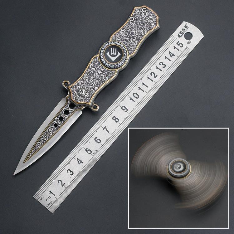 Нож-спиннер Spinner Toy Finger CM78
