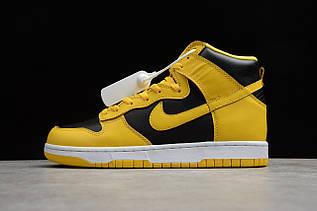 Кросівки чоловічі Nike Dunk High / DNK-126 (Репліка)