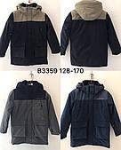 Зимові дитячі куртки для хлопчиків оптом