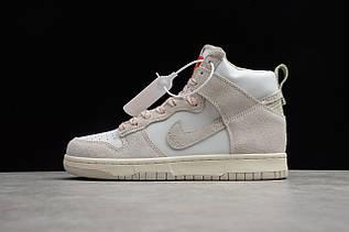 Кроссовки мужские Nike Dunk High / DNK-128 (Реплика)