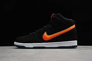 Кросівки чоловічі Nike Dunk High / DNK-130 (Репліка)