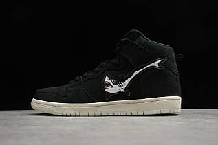 Кроссовки мужские Nike Dunk High / DNK-132 (Реплика)