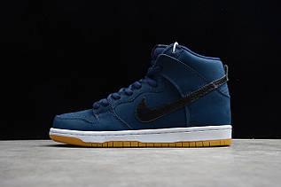 Кросівки чоловічі Nike Dunk High / DNK-135 (Репліка)