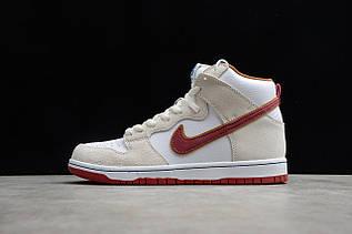 Кроссовки мужские Nike Dunk High / DNK-136 (Реплика)