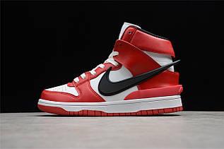 Кроссовки мужские Nike Dunk High / DNK-139 (Реплика)