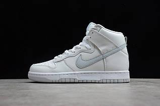 Кросівки чоловічі Nike Dunk High / DNK-142 (Репліка)