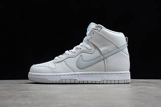 Кроссовки мужские Nike Dunk High / DNK-142 (Реплика)