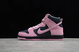 Кросівки чоловічі Nike Dunk High / DNK-143 (Репліка)