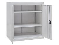 ШМР-9 шкаф архивный канцелярский металлический для документов Н900х900х390 мм