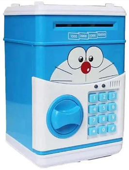 Сейф-копилка детский Cartoon Box 7030 с кодовым замком Кот