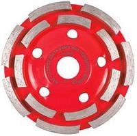 Фреза алмазная торцевая ФАТС-H 125 Haisser для шлифовки бетона на УШМ