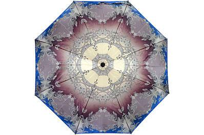 Жіноча парасолька Три Слона ( напівавтомат ) арт. L3882-07