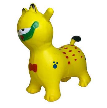 Дитячий стрибун Кіт Гарфілд Bambi BT-RJ-0072 жовтий
