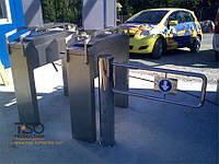 Турникет калитка  GATE -ТS н/ж шлифованная в Киеве, фото 1