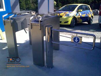 Турникет калитка  GATE -ТS н/ж шлифованная в Киеве