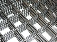 Сетка кладочна ВР-1 100х100х3мм раскрой карты 0,38х2м,0,5х2м,1х2м,2х3м