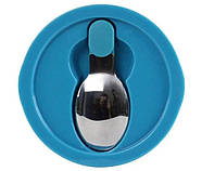 Термобокси харчової Pinkah PJ-3333-L 820 мл Блакитний, фото 2
