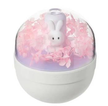 Зволожувач повітря Elite Sweet Rabbit Humidifier EL5443 Рожевий (EL5443P)