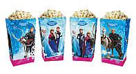 Коробки для сладостей и попкорна Холодное сердце (5 штук)