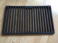 Чугунная решетка гриль для барбекю и мангала. Размеры 55 см х 33.5 см.
