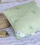 Подушка з додаванням волокон бамбука 50*70, фото 2