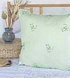 Подушка з додаванням волокон бамбука 50*70, фото 3