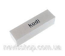Професійний бафик-брусок для нігтів Kodi Professional 80/100