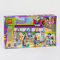 """Конструктор Bela Friend 11033, """"Магазин аксесуарів"""", 298 деталей. Конструктор для дівчаток"""