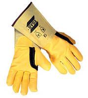 Перчатки сварочные ESAB TIG Professional, фото 1