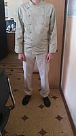 Костюм поварской:куртка,брюки,мужской,женский, пошив под заказ от 10 единиц