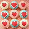 Капкейки на День Валентина, фото 4