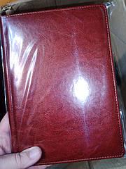 Ежедневник ЗВ-70 SARIF красно-коричневый А5