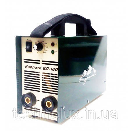 Сварочный инвертор Карпаты ВД-180